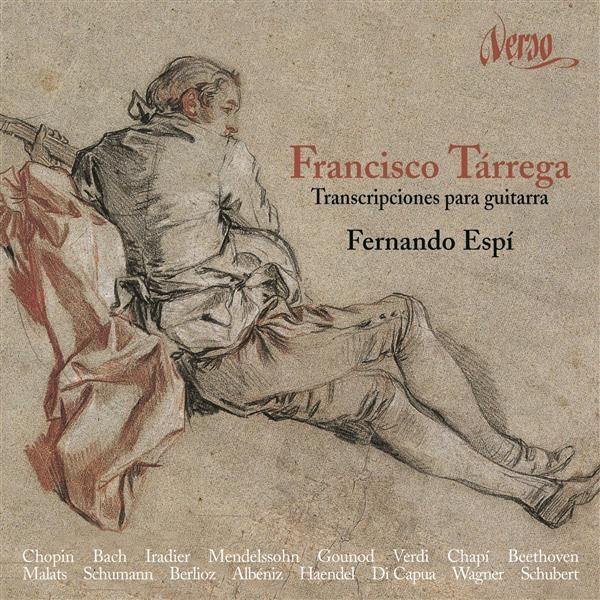 Francisco Tarrega - Transcripciones para guitarra by