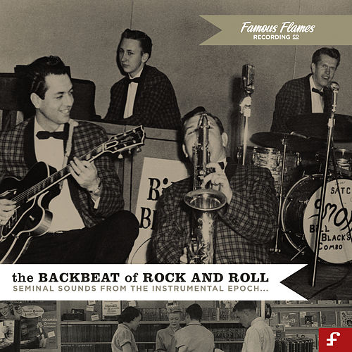 The Backbeat of Rock and Roll di Various Artists