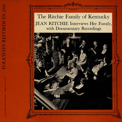 The Ritchie Family of Kentucky fra The Ritchie Family