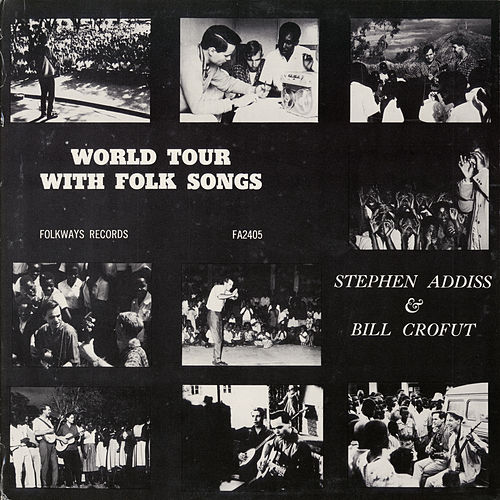 World Tour with Folk Songs by Bill Crofut