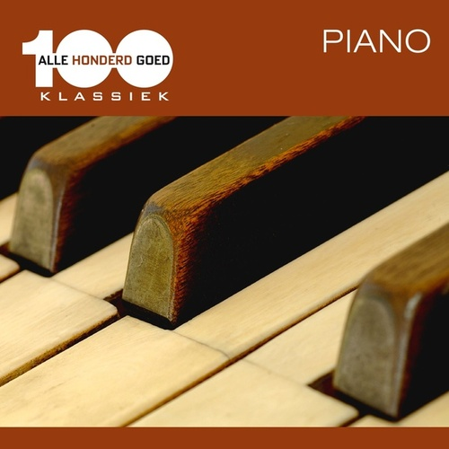 Alle 100 Goed: Piano von Various Artists