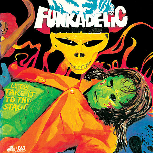 Let's Take It To The Stage de Funkadelic
