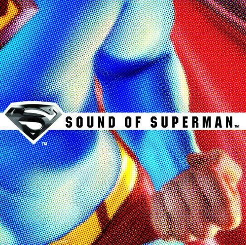 Sound Of Superman de Various Artists