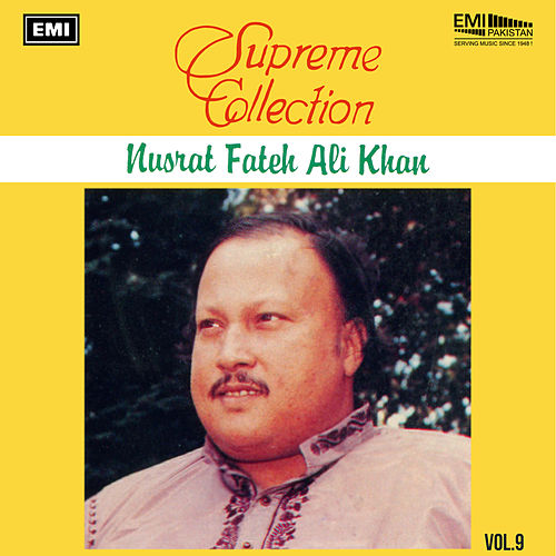 Supreme Collection, Vol. 9 de Nusrat Fateh Ali Khan