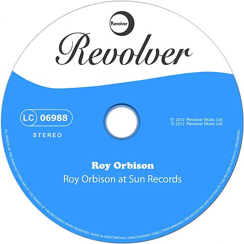 Roy Orbinson At Sun Records de Roy Orbinson