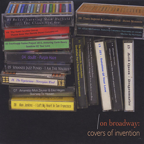 On Broadway: Covers of Invention de Various Artists