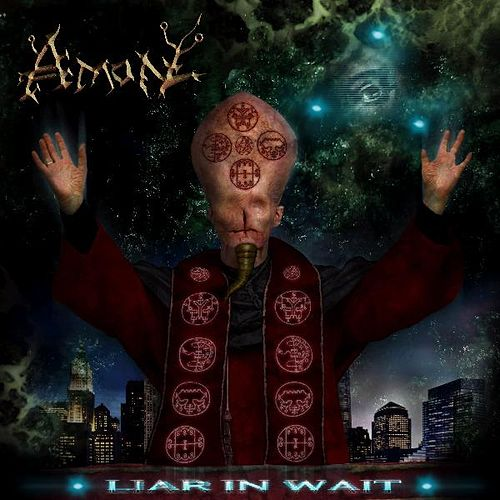 Liar in Wait by Amon