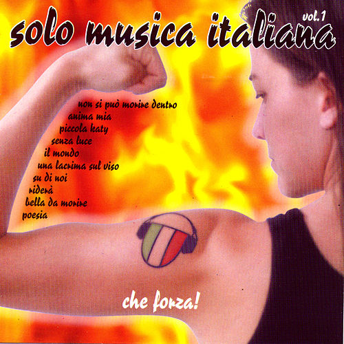 Solo Musica Italiana Vol 1 von Various Artists