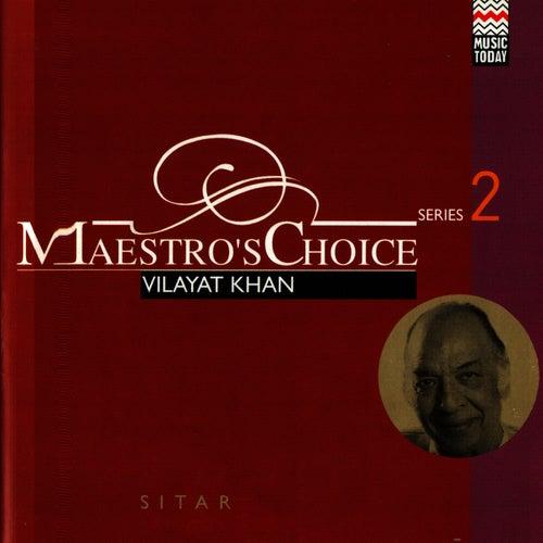 Maestro's Choice - Vilayet Khan de Vilayat Khan