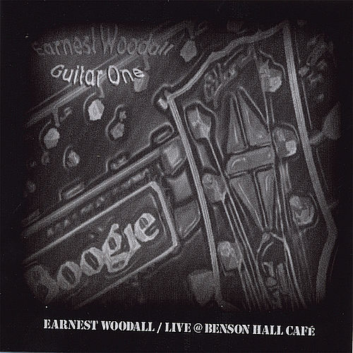 Live @ Benson Hall Cafe by Earnest Woodall