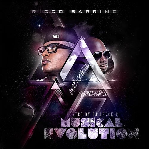 Musical Evolution by Ricco Barrino