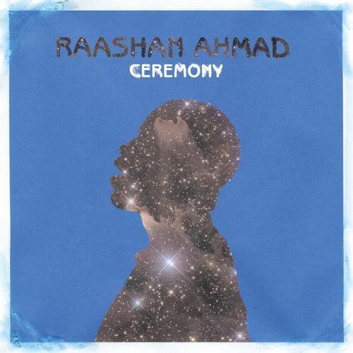 Ceremony de Raashan Ahmad