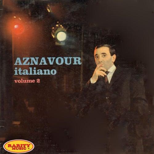 Aznavour italiano, Vol. 2 de Charles Aznavour