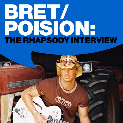 Bret Michaels: The Rhapsody Interview by Poison
