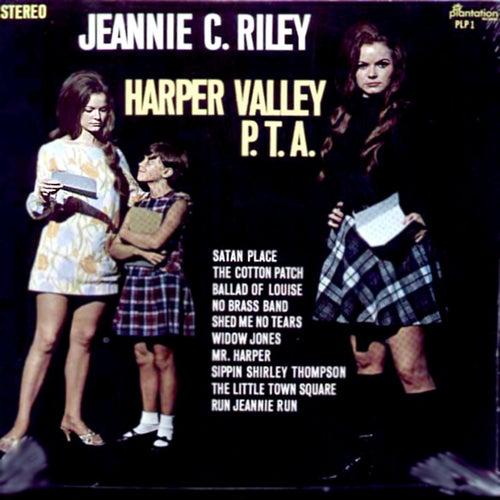 Harper Valley P.T.A. von Jeannie C. Riley