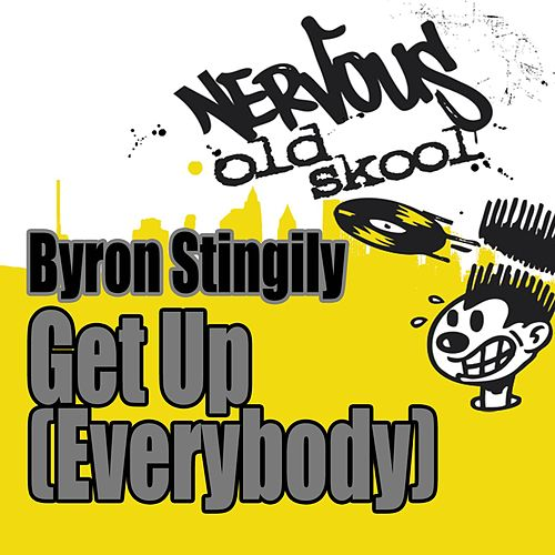 Get Up by Byron Stingily