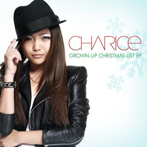 Grown-Up Christmas List di Charice