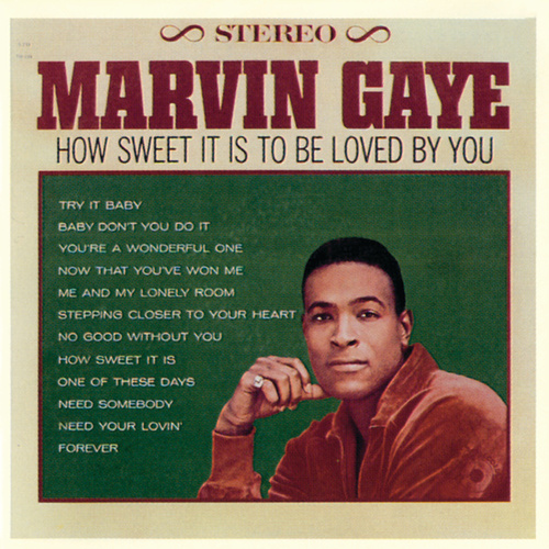 How Sweet It Is To Be Loved By You de Marvin Gaye