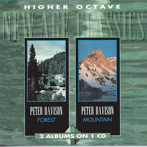 Forest/Mountain by Peter Davison