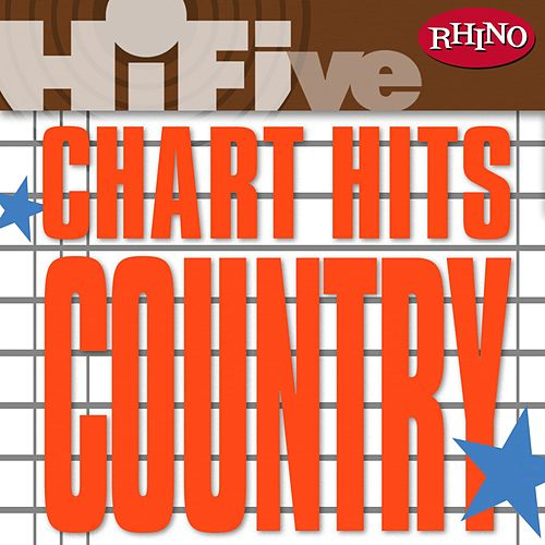 Rhino Hi-Five: Chart Hits: Country von Various Artists