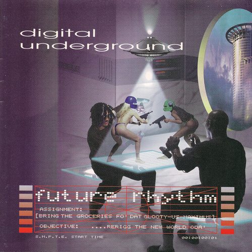 Future Rhythm de Digital Underground
