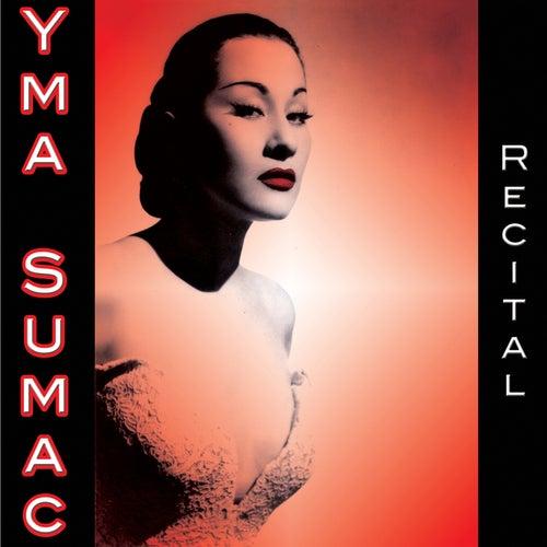 Recital by Yma Sumac
