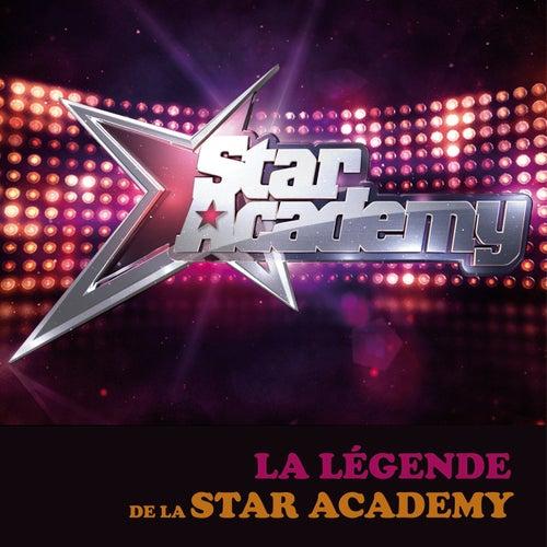 La Légende De La Star Academy de Various Artists