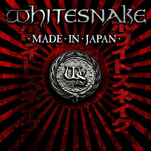 Made in Japan de Whitesnake