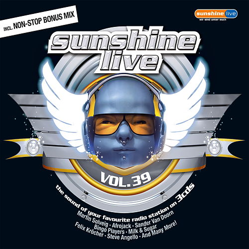 Sunshine Live Vol. 39 von Various Artists