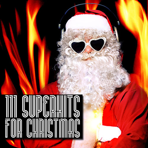 111 Superhits for Christmas de Various Artists