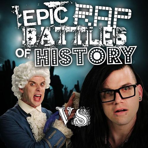 Mozart vs Skrillex by Epic Rap Battles of History