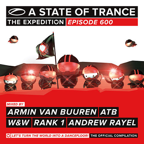 A State Of Trance 600 (Unmixed Edits) de Various Artists
