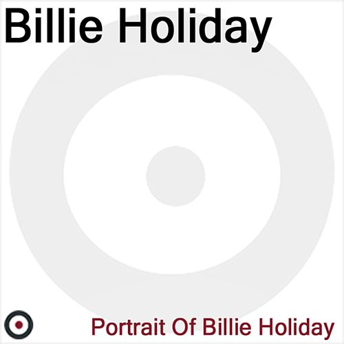 Portrait of Billie Holiday by Billie Holiday
