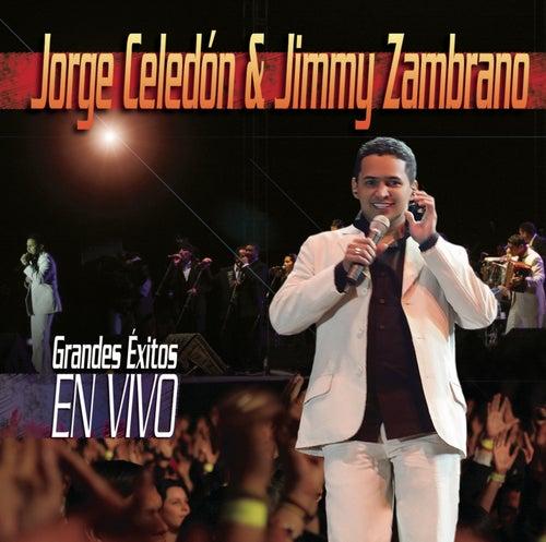 Grandes Exitos En Vivo de Jorge Celedón
