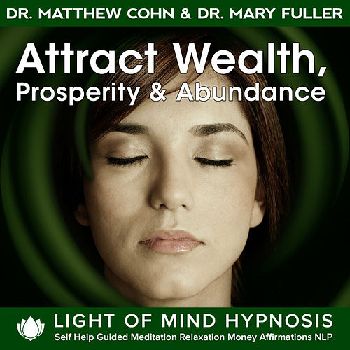 Attract Wealth, Prosperity & Abundance Light of Mind Hypnosis Self Help Guided Meditation Relaxation Money Affirmations NLP by Various Artists