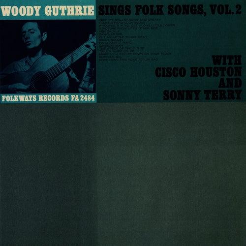 Woody Guthrie Sings Folk Songs, Vol. 2 by Woody Guthrie
