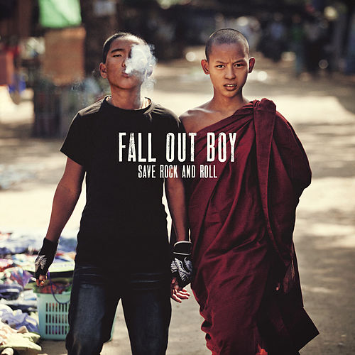 Save Rock And Roll by Fall Out Boy