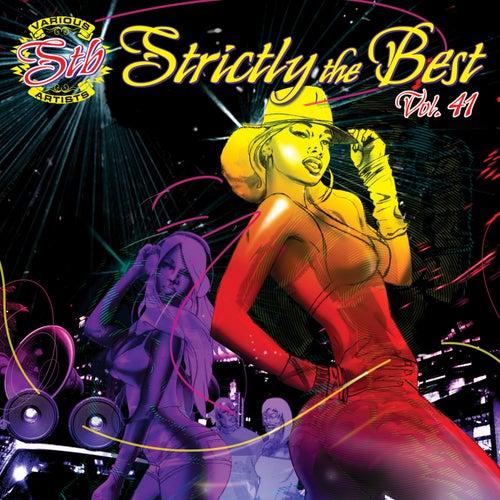 Strictly The Best Vol. 41 by Strictly The Best Vol. 41