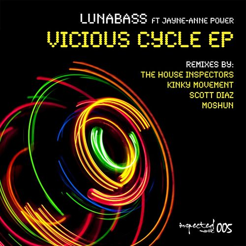 Vicious Cycle (feat. Jayne-Anne Power) - Single de Luna Bass