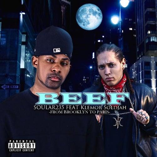 Beef (feat. Klemor Soldjah) de Soular235
