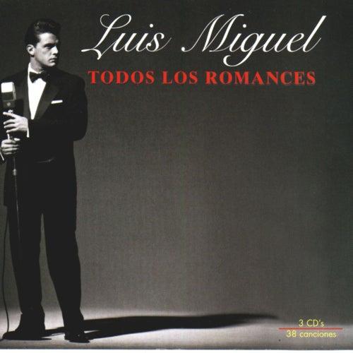 Todos Los Romances de Luis Miguel