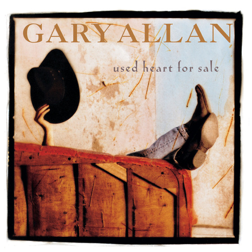 Used Heart For Sale de Gary Allan