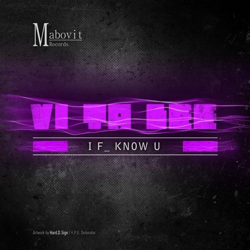 I F_ Know U de Vi Ta Lee