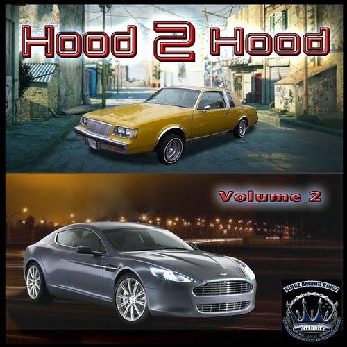 Big Caz Presents Hood 2 Hood, Vol. 2 de Various Artists