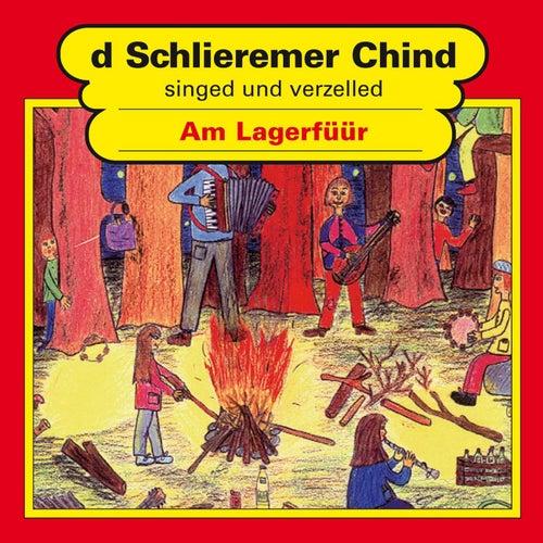 Am Lagerfüür von Schlieremer Chind