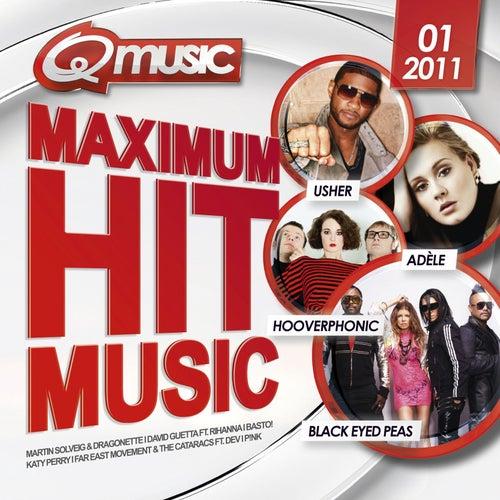 Maximum Hit Music 2011/1 de Various Artists