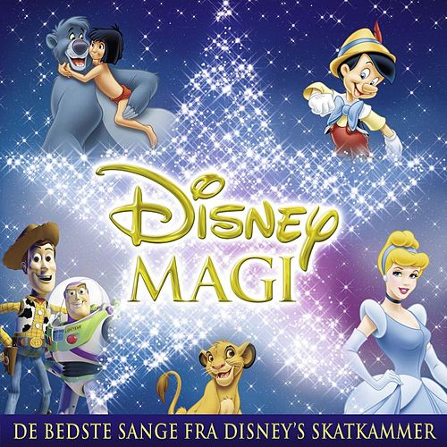 Disney Magi (The Magic Of Disney) by Various Artists