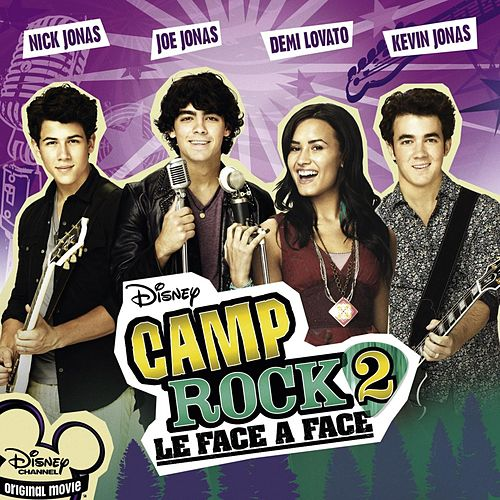 Camp Rock 2: Le Face A Face von Cast Of 'Camp Rock 2'