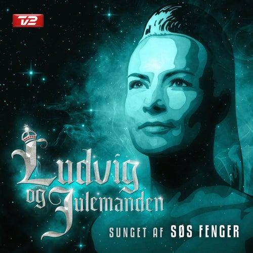 Ludvig Og Julemanden by Søs Fenger