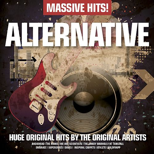 Massive Hits!: Alternative de Various Artists
